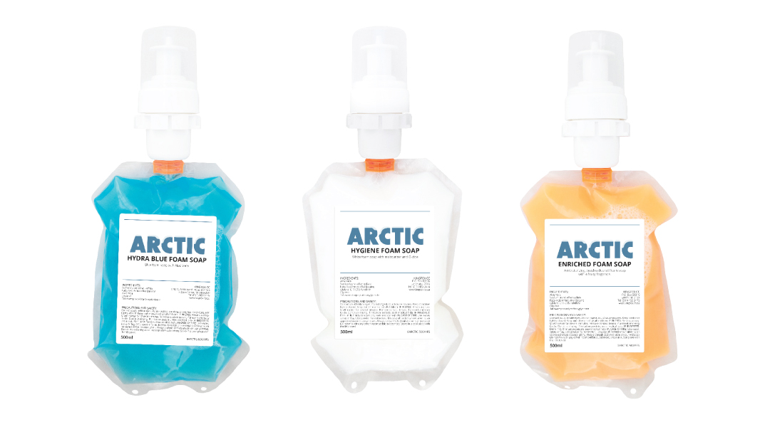 You are currently viewing Arctic Foam Soaps