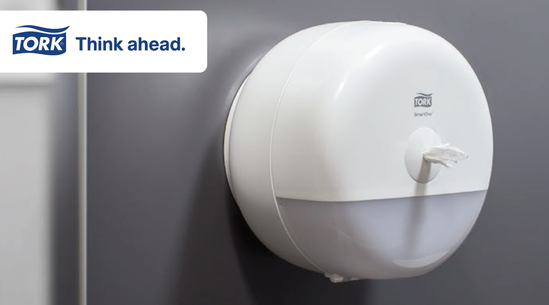 You are currently viewing Tork T8 Toilet Roll Dispenser